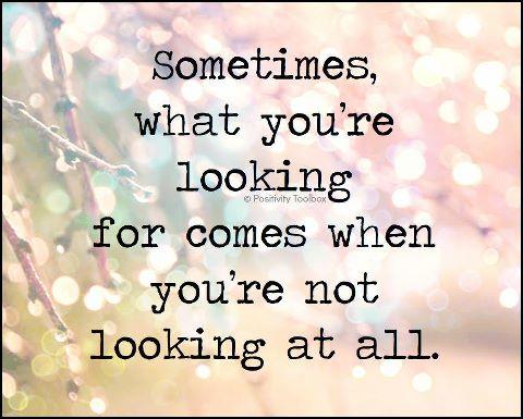 comes when