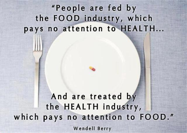 Food vs health