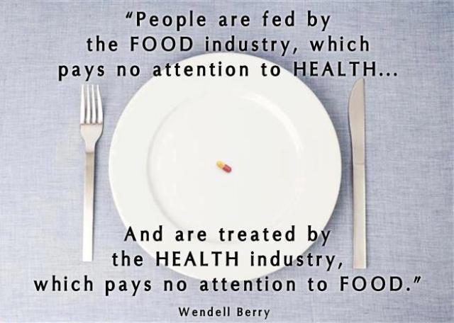 Food vs health
