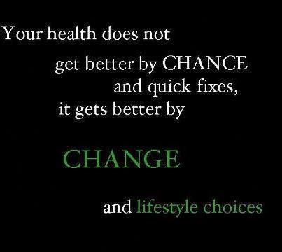 Health by choices
