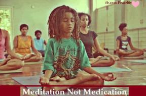 meditation yesss