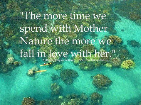 mother nature love