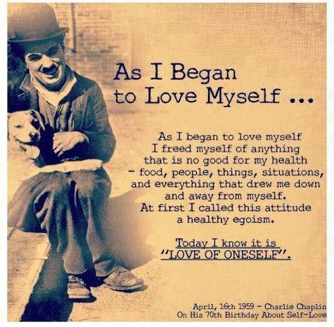 To Love Myself