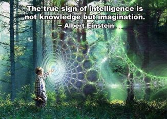 true sign of intelligence