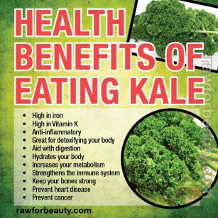 benefits kale