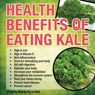 benefits kale