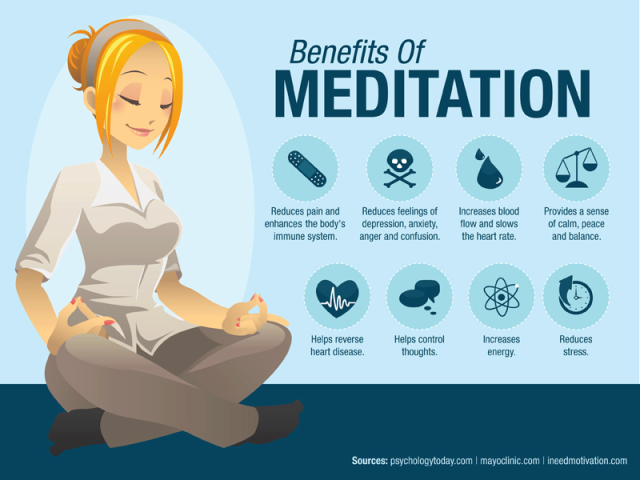 Benefits meditation