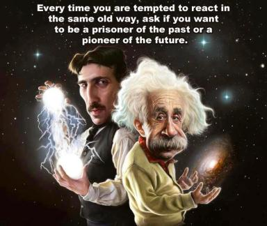 evry time you react in the same old way