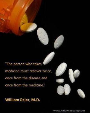 Medicine recovery